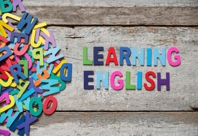 Развийте знанията и уменията си! Онлайн курс по английски език на ниво по избор с продължителност 45 уч.ч. в Школа БЕЛ - Снимка
