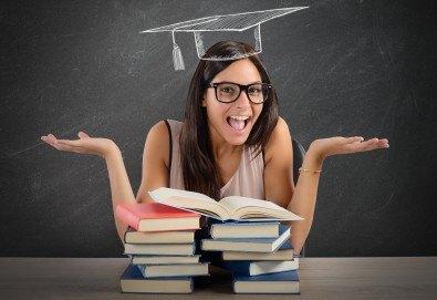 Развийте езиковите си умения с онлайн курс по разговорен английски език с включени учебни материали от Школа БЕЛ - Снимка