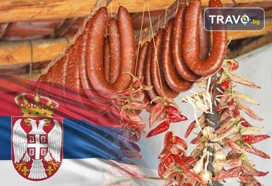 Еднодневна екскурзия до фестивала на пегланата колбасица в Пирот! Транспорт и екскурзовод от Глобул Турс - Снимка 1