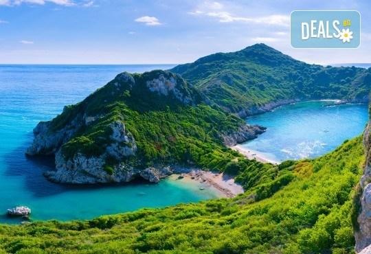 Ранни записвания за почивка на остров Корфу! 4 нощувки със закуски и вечери в Pink Palace Beach Resort, транспорт и водач от Далла Турс - Снимка 2