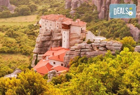 До Солун и Метеора: 2 нощувки и закуски, транспорт и представител