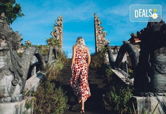 СПА почивка на о. Бали: 7 нощувки и закуски, самолетни билети и трансфери, масаж