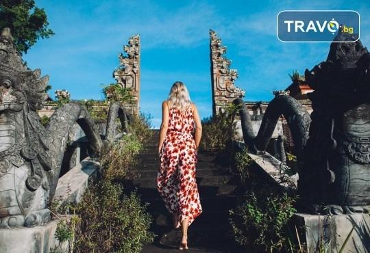 Ранни записвания на топ цена! Почивка на остров Бали със 7 нощувки и закуски, самолетен билет и летищни такси, трансфери + бонус: 90-минутен масаж - Снимка 1