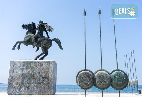 За Великден в Гърция! 2 нощувки със закуски на Олимпийската ривиера, 1 обяд, транспорт, посещение на Солун и Метеора - Снимка 6