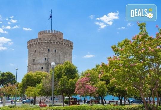 За Великден в Гърция! 2 нощувки със закуски на Олимпийската ривиера, 1 обяд, транспорт, посещение на Солун и Метеора - Снимка 7