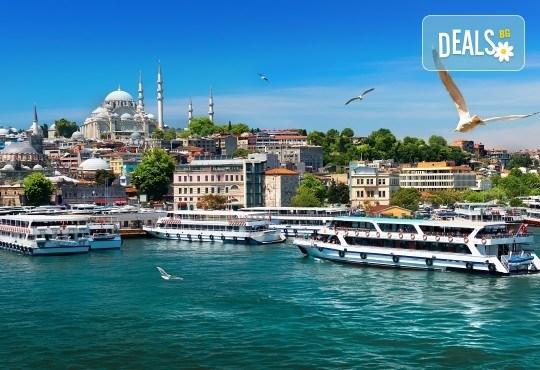 Зимна магия в Истанбул! 2 нощувки със закуски в Hotel Prens, транспорт и екскурзоводско обслужване - Снимка 4