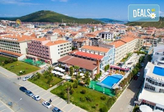 Ранни записвания за почивка в хотел Buyuk Berk 4*, Айвалък, Турция, със Запрянов Травел! ! 7 нощувки на база All Inclusive, възможност за транспорт - Снимка 9