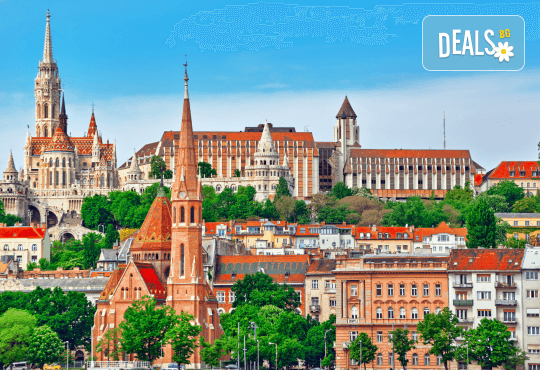 Екскурзия за Великден до Будапеща: 2 нощувки и закуски, транспорт