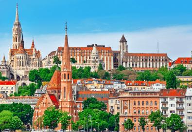 Екскурзия за Великден до Будапеща, с възможност за посещение на Виена - 2 нощувки и закуски, транспорт и водач - Снимка