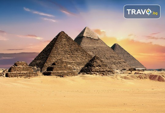 Екзотика и лукс в Египет! 6 нощувки със закуски и вечери в Хургада, 1 нощувка със закуска и вечеря в Кайро, обяд на кораб, самолетен билет и летищни такси - Снимка 8