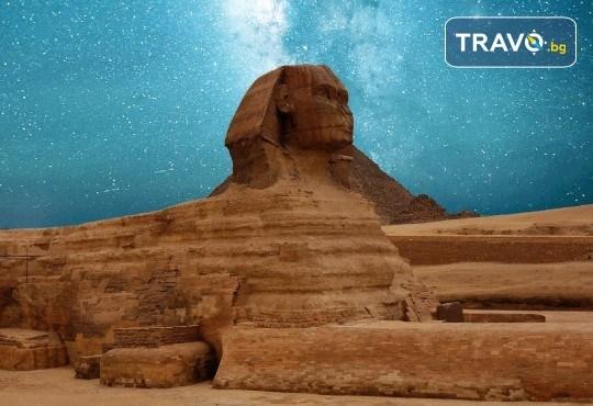 Екзотика и лукс в Египет! 6 нощувки със закуски и вечери в Хургада, 1 нощувка със закуска и вечеря в Кайро, обяд на кораб, самолетен билет и летищни такси - Снимка 1