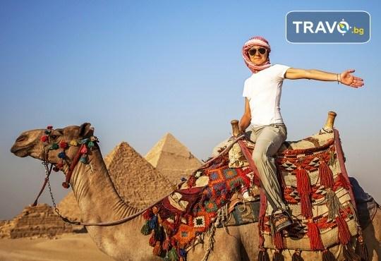 Екзотика и лукс в Египет! 6 нощувки със закуски и вечери в Хургада, 1 нощувка със закуска и вечеря в Кайро, обяд на кораб, самолетен билет и летищни такси - Снимка 4