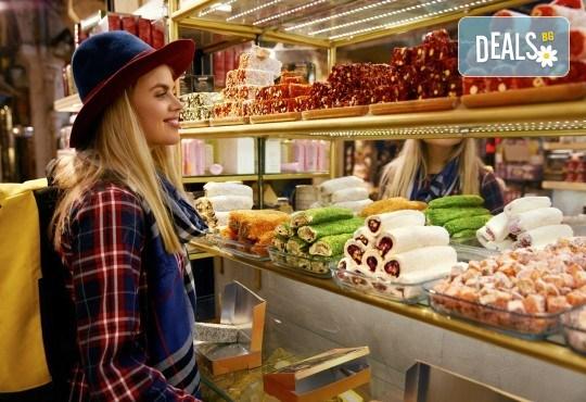 Подарете си екскурзия до Истанбул за Свети Валентин! 2 нощувки със закуски в хотел 3*, транспорт и посещение на Одрин и магазин за сладки изкушения - Снимка 1