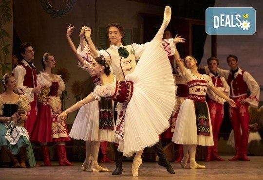 Ексклузивно в Кино Арена! Гледайте балета  Копелия, спектакъл на Кралската опера в Лондон, на 25.01. и 26.01. в кината в София и страната - Снимка 6
