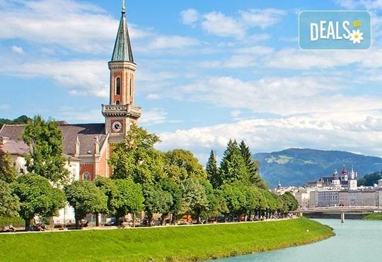 Екскурзия до Цюрих, Женева, Люцерн, Милано, Загреб и Залцбург - 4 нощувки и закуски, транспорт и екскурзоводско обслужване - Снимка 3
