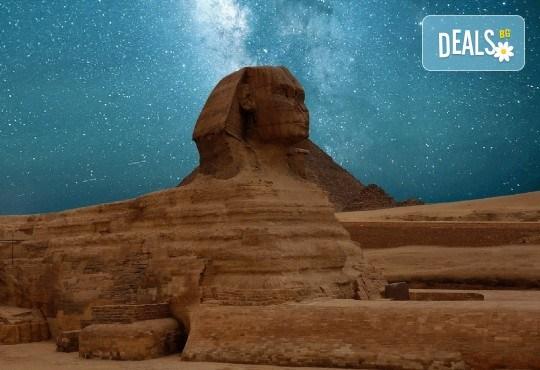 Екскурзия в Египет с Караджъ Турс! Самолетен билет, трансфери, 3 нощувки All Inclusive в Хургада, 4 нощувки с пълно изхранване на круизен кораб 5*, богата програма - Снимка 4