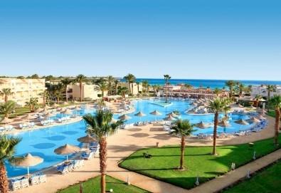 Почивка в Египет! 7 нощувки All Inclusive в Labranda Club Makadi 4*, Хургада, самолетен билет с директен чартърен полет и трансфери - Снимка