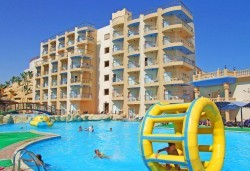 Почивка в Египет! 7 нощувки All Inclusive в Sphinx Aqua Park Beach Resort 4*, Хургада, самолетен билет с директен чартърен полет и трансфери - Снимка