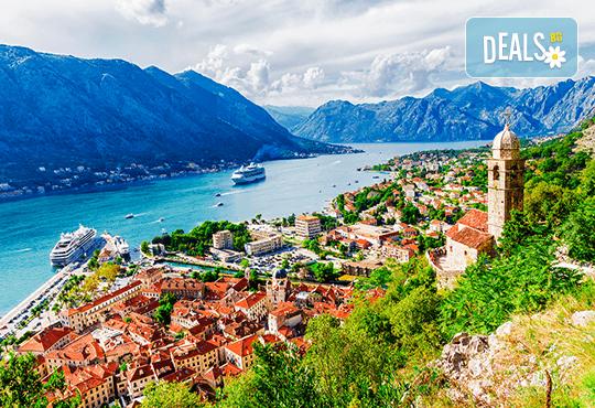 Великден на Будванската ривиера и Дубровник: 3 нощувки, закуски и вечери, транспорт