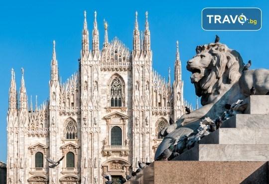 Самолетна екскурзия до Милано, с възможност за посещение на езерата Гарда, Комо и Лугано! 3 нощувки и закуски, самолетен билет и такси, водач от Дари Травел - Снимка 2