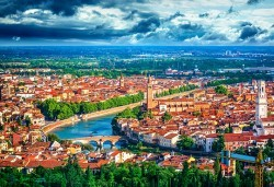 Ранни записвания за Великден в Италия и Хърватия! 3 нощувки със закуски, транспорт, посещение на Верона, Падуа и Загреб - Снимка