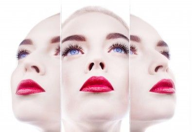 Микроиглена мезотерапия с ботокс ефект или с хиалуронова киселина + подарък: медицинско почистване на лице в Beauty Salon Tesori - Снимка