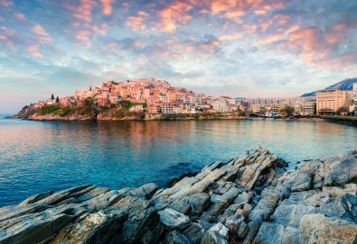 Лятна почивка на Кавала - перлата на Северна Гърция! 5 нощувки със закуски в Nefeli Hotel 3*, възможност за транспорт - Снимка