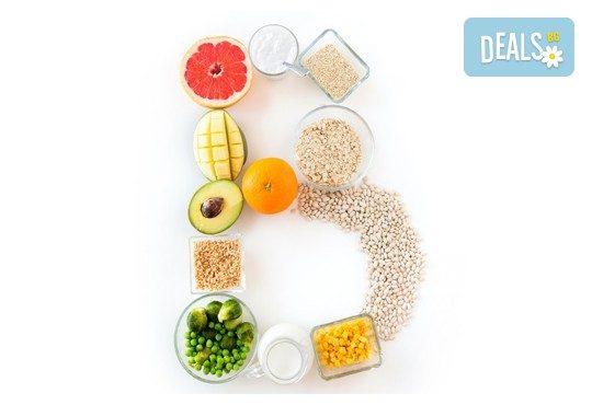 Изследване на витамин В12, фолиева киселина и хомоцистеин,