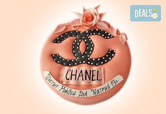 С доставка през април, май и юни! За момичета: красиви 3D торти за момичета с принцеси и приказни феи + ръчно моделирана декорация от Сладкарница Джорджо Джани - Снимка 51