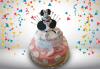 С доставка през април, май и юни! За момичета: красиви 3D торти за момичета с принцеси и приказни феи + ръчно моделирана декорация от Сладкарница Джорджо Джани - thumb 75