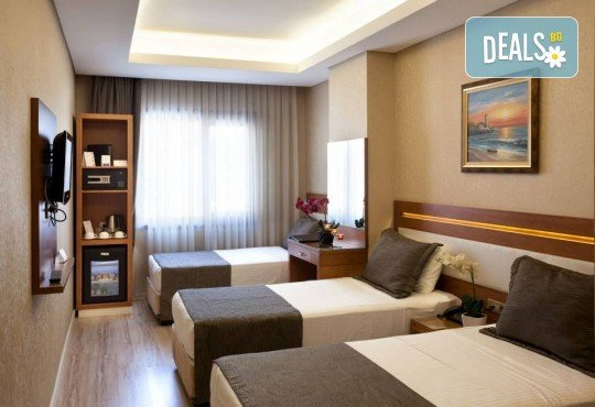Лукс уикенд в Истанбул, Турция! 2 нощувки със закуски във Hotel Sorriso 4*, възможност за транспорт - Снимка 2