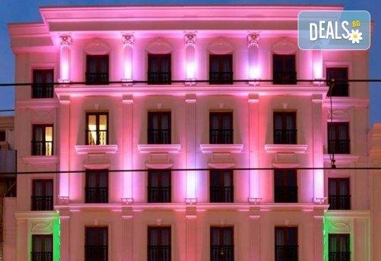 Лукс уикенд в Истанбул, Турция! 2 нощувки със закуски във Hotel Sorriso 4*, възможност за транспорт - Снимка 1