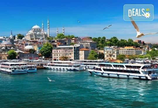 Лукс уикенд в Истанбул, Турция! 2 нощувки със закуски във Hotel Sorriso 4*, възможност за транспорт - Снимка 10