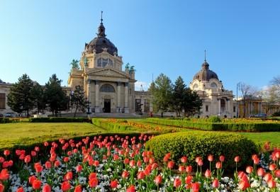 Пролетна приказка в Унгария! 2 нощувки със закуски в хотел 2*/3* в Будапеща, транспорт и бонус: панорамна обиколка на Белград - Снимка
