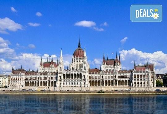Пролетна приказка в Унгария! 2 нощувки със закуски в хотел 2*/3* в Будапеща, транспорт и бонус: панорамна обиколка на Белград - Снимка 2