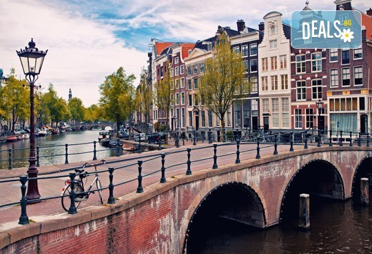Екскурзия до Амстердам през февруари на супер цена! 3 или 4 нощуки в хотел в центъра, самолетен билет и ръчен багаж - Снимка 3