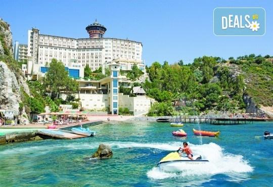 Ранни записвания за почивка в Ladonia Hotels Adakule 5*, Кушадасъ! 5 или 7нощувки на база Ultra All Inclusive, безплатно за дете до 12.99г., възможност за транспорт - Снимка 1