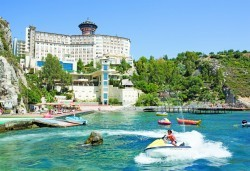 Ранни записвания за почивка в Ladonia Hotels Adakule 5*, Кушадасъ! 5 или 7нощувки на база Ultra All Inclusive, безплатно за дете до 12.99г., възможност за транспорт - Снимка