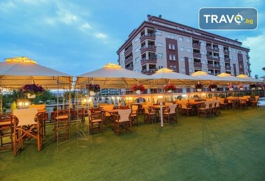 Септемврийски празници в Охрид! 2 нощувки със закуски в Hotel International 4*, транспорт и посещение на Скопие - Снимка 10