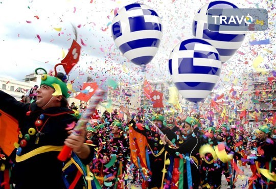 Посетете карнавала в Ксанти на 01.03.! Транспорт, водач от Глобул Турс и програма в Кавала - Снимка 1