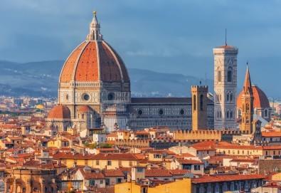 Романтична Флоренция през февруари или март! 3 или 4 нощувки в хотел 3* в центъра, самолетен билет и ръчен багаж - Снимка