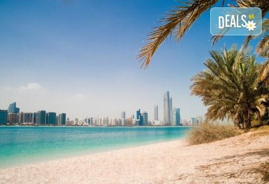 Ранни записвания за лято в Дубай! 7 нощувки със закуски в хотел 3* или 4*, самолетен билет и такси, трансфер и медицинска застраховка - Снимка 1