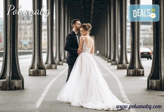 За Вашата сватба или фирмено събитие! Изработка на електронна покана за сватба, кръщене, рожден ден или друго + подарък: поддомейн и хостинг от Pokanabg.com - Снимка 1