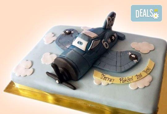 С доставка през март и април! Торта за мъже с индивидуален дизайн и размери по избор от Сладкарница Джорджо Джани - Снимка 39