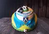 С доставка през март и април! Торта за мъже с индивидуален дизайн и размери по избор от Сладкарница Джорджо Джани - thumb 41