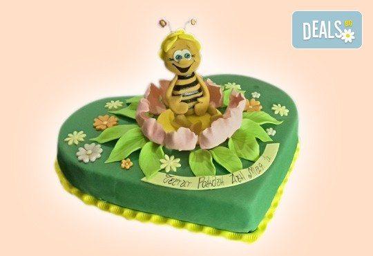С доставка през април, май и юни! АМОРЕ: подарете Торта Сърце по дизайн на Сладкарница Джорджо Джани - Снимка 10