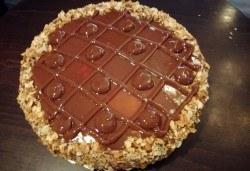 Тофи-карамелена сладост! Торта Тофифи брой парчета по избор от майстор-сладкарите на Сладкарница Джорджо Джани - Снимка