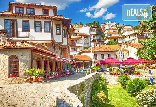 Септемврийски празници в Охрид! 2 нощувки със закуски, транспорт и бонус: посещение на Скопие и каньона Матка - Снимка 3