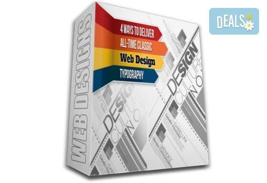 Развийте бизнеса си! Вземете пакет Стандарт - изработка на уеб сайт до 10 страници с хостинг план и домейн от Web Designs Ltd - Снимка 1