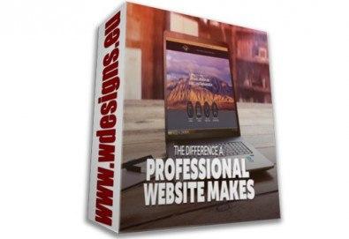 Качествена изработка на супер цена! Вземете пакет Професионален - изработка на уеб сайт с неограничен брой страници, хостинг план, домейн и безплатна поддръжка 24/7 от Web Designs Ltd - Снимка